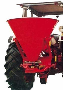 Imagen de Abonadora Para Tractor - Capacidad 500kg- Zeppelin España