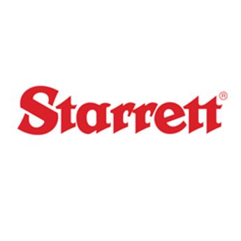 Logo de la marca Starrett