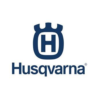 Logo de la marca Husqvarna