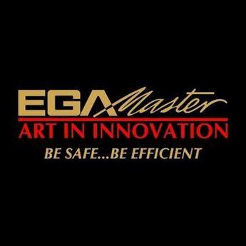 Logo de la marca EGA Master