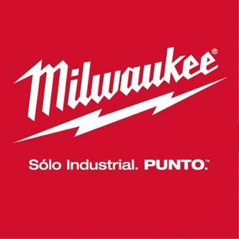 Logo de la marca Milwaukee