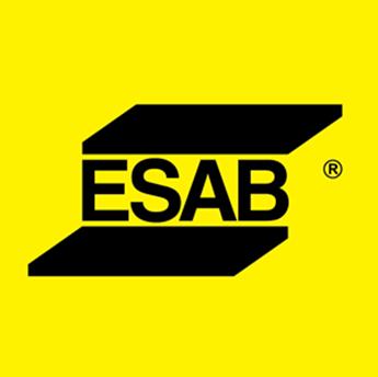 Logo de la marca ESAB