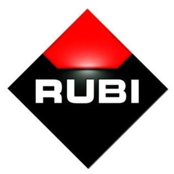 Logo de la marca Rubi