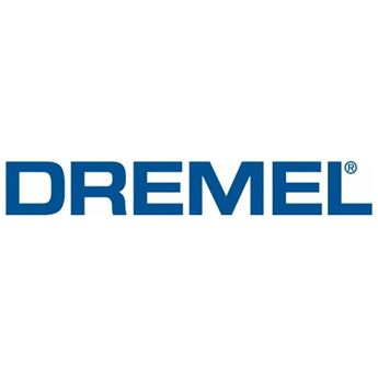 Logo de la marca Dremel